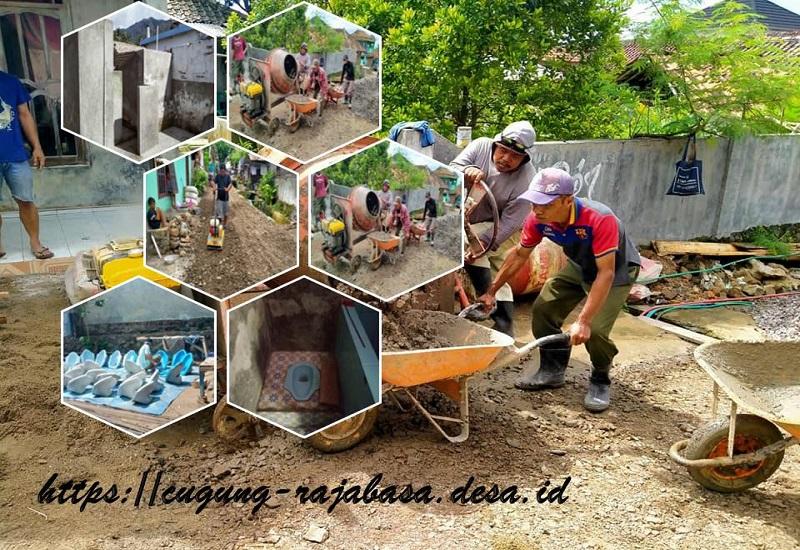 Realisasi Pembangunan Desa Cugung Tahun 2020